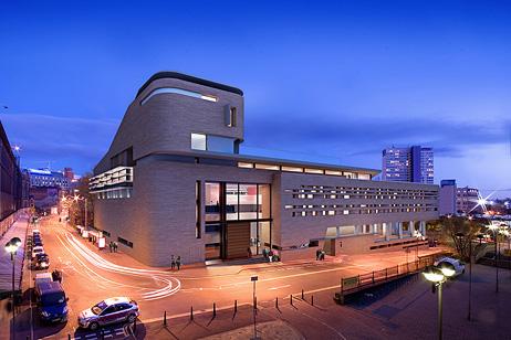 Chetham's New School of Music, Manchester