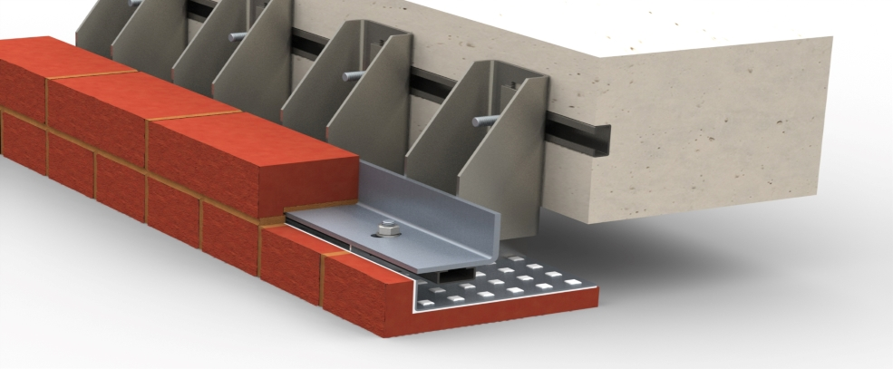 LBS Brick Slip Soffit Systems